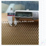 Electroplating Expanded Titanium Expanded Mesh Plate