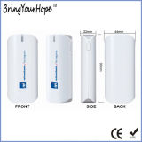 White 5200mAh Power Bank with Logo Printing (XH-PB-010)