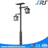 Timer LED Solar Park Outdoor Lamp with More Longer Life Span & Can Save More Energy