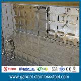 316 Embossed Stainless Steel Sheet Metal