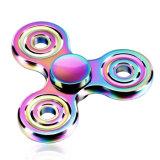 Colorful Hand Spinner Fidget Alloy Metal Stress Relief Fidget Spinner