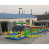 Sport Games Toy, Inflatable Obstacles, Wholesale Price Inflatable Bouncer with Obstacle