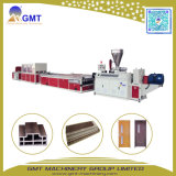 Plastic WPC Wood PVC Frame Door Profile Making Machine Extruder
