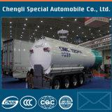 20k Liters 3-Axles Oil Tanker Crude Oil Tank Semi Trailer