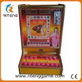 Afica Desktop Coin Operated Mini Arcade Casino Games Slot Gambling Machine