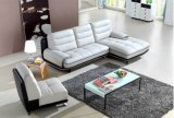 Modern Home Furniture Luxurious Leahter Living Room Sofa (HX-SL007)