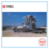 Drum Dryer Hot Mix 80 T/H Environmental Protection Asphalt Mixing Plant with Low Emission