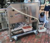 Industrial Stainless Steel Automatic Tilapia Fish Fillet Machine, Samon Fillet Machine