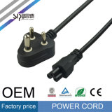 Sipu India AC Power Cord Wholesale 3-Pin Computer Power Cable