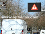 Outdoor LED Traffic Display Panel, Outdoor LED Sign Display