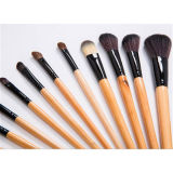 Hot Selling 24PCS Wooden Handle Private Label Custom Makeup Brush