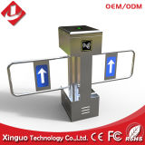 Dual Swing Gate Opener, RFID Access Control Swing Turnstile Automatic Swing Gate Opener