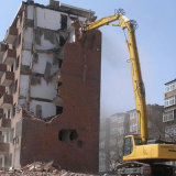 Excavator Kamotsu450 High Reach Boom for Demolition