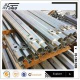 Hopt DIP Galvanized Steel Conical Pole