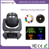 Super Mini 60W LED Beam Moving Head Stage Lighting for DJ (BR-60B)