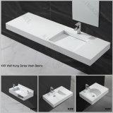 Us Popular Hotel Used Countertop Design Bathroom Vanity Basin