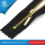 Metal Separating Gold Brass Zippers for Sale