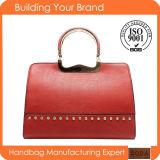 2015 New Products Ladies Rhinestone Purses PU Fashion Handbag