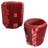 Cast Iron Motor Frame with Sand Casting