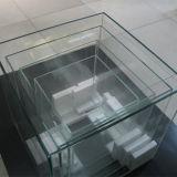 Curved Glass Aquarium Kit with Round Corner
