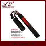 Life 1350mAh12c 9.9V LiFePO4 LFP Airsoft Cqb/R Battery M3e135c