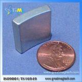 "Hot Sale Od3.75""Xid3.372""X0.8"" Rare Earth Arc Magnet"