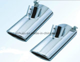 W220-S Exhaust Tips Use Hight Quantity Stainless Steel #304 for Benz