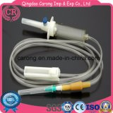 Infusion Set with Butterfly Needle with Filter