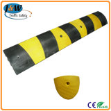 500mm*400mm Rubber Speed Bumps / Rubber Speed Hump / Road Speed Ramp