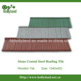 Wooden Type Roofing Tile with Variou Colors
