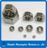 M1-M160 DIN934 Stainless Steel 304 316 Hex Nut