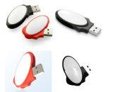 New Arrivals! Cute Ball Shape Plastic USB 3.0 Flash Drives Bulk Cheap with Swivel 360 Degree for MID