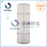 G3566 Washable Pleated Polyester Dust Collector Air Filter Cartridge