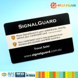 Anti Thief Security anti hack RFID Blocking Card for protecting