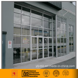 Exposed Aluminum Framed Glass Curtain Wall (commercial use)