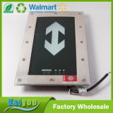 Emergency Square Rectangle Self Luminous Sign Light Safety Exit Light