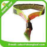 Promotional Gift Fashionable Woven VIP Wristband