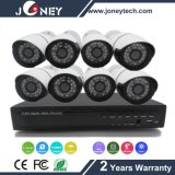 Home Security 8CH Poe NVR with 1.3MP IP Camera