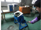 IGBT 45kw 50kg Brass Melting Induction Furnace