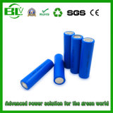 CE UL MSDS Approved 18650 2600mAh 3.7V Lithium-Ion Battery