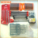 HSS Twist Drill Bits with Various Surfaces and Materials