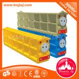 Daycare Wooden Children Toys Storage Cabinets