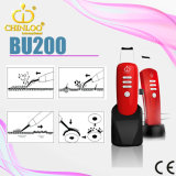 Bu200 Ultrasonic Skin Scrubber Facial Cleaning Appliance with CE Approval
