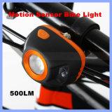 500lm CREE LED Infrared Switch Motion Sensor Bike Light