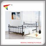Double Metal Bed Livingroom Furniture (HF010)