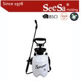 3L4l, 5L, Garden Pressure Hand Compression Manual Shoulder Sprayer (SX-CS3I/4I/5I)