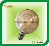 G95-4W 6W Golden LED Filament Bulb
