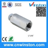 Pneumatic Check Valve Fitting with CE