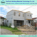 High Quality Concrete Penal Steel Villa