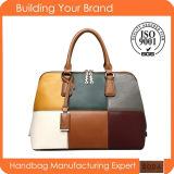2015 Fashion Delicate Colors Promotional Women Handbag
